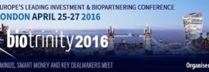 INOVOTION will be present at BioTrinity 2016