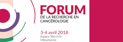 INOVOTION is on all fronts at the 13th Auvergne-Rhône-Alpes CLARA Cancer Research Forum in Lyon, 3-4 April 2018