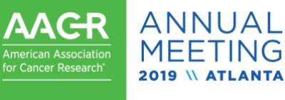 AACR Annual Meeting 2019  - Atlanta