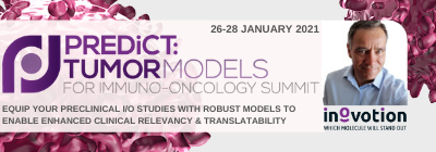 INOVOTION WILL ATTEND THE PREDICT : TUMOR MODELS FOR IMMUNO-ONCOLOGY SUMMIT