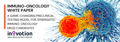 <b>Available online</b> <br>WHITE PAPER : A GAME-CHANGING PRECLINICAL TESTING MODEL  FOR SYNERGISTIC IMMUNO-ONCOLOGY DRUG CANDIDATES