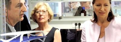 Health Minister Agnès Buzyn