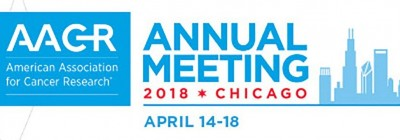 Another first for INOVOTION:  The AACR Annual Meeting from April 14-18 in Chicago!