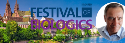 Inovotion is back at the Festival of Biologics in Basel, October 15-17, 2019
