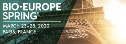 BIO-Europe Spring Partnering Event 2020 – Paris