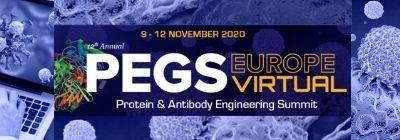 12thPEGS Europe Virtual Protein & Antibody Summit, November 9-12