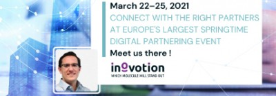 INOVOTION WILL BE AT BIO EUROPE SPRING 2021 - DIGITAL EDITION MARCH 20-25TH!